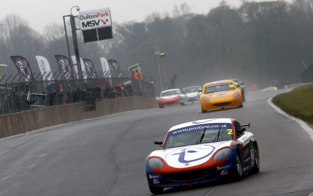 Oulton Park Round 1 – Battling the weather!