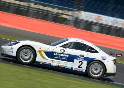 Alex Toth - Jones Richardson Racing Ginetta G40