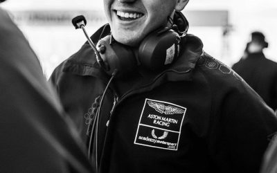 Alex announces move to British GT with Academy Motorsport