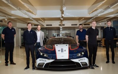Alex steps up to GT3 in 2020 with Beechdean AMR